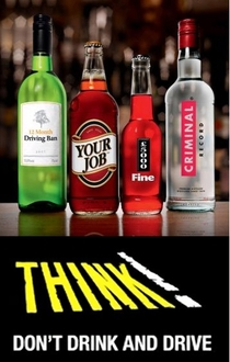 Don't Drink & Drive - Get Alcohol Delivered Instead